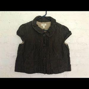 Ann Taylor Loft Olive Jacket